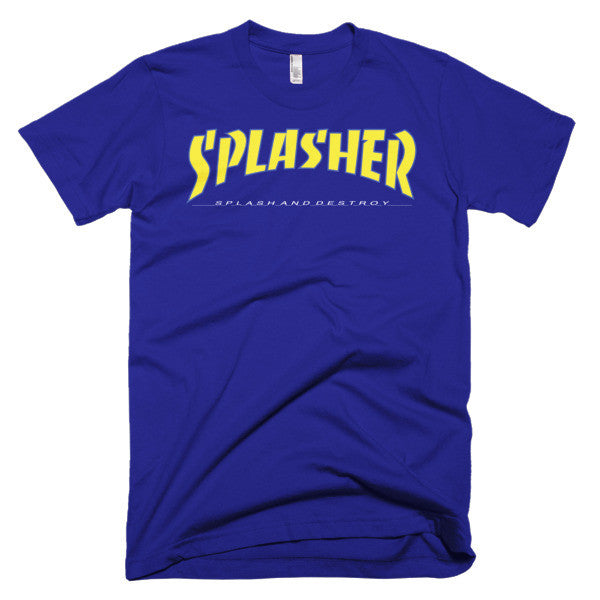 The Splasher Tee