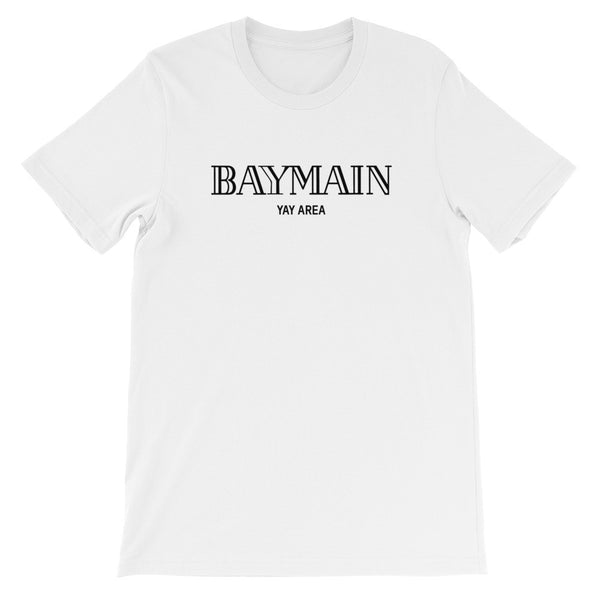 From the BayMain Unisex short sleeve t-shirt