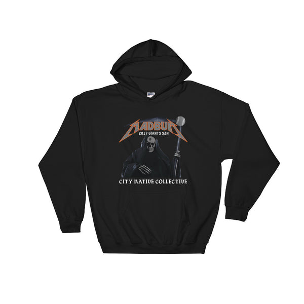 MADBUM 2017 SZN Hooded Sweatshirt