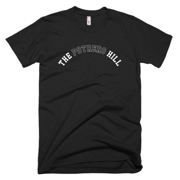 City Hoods: The Hill White Font