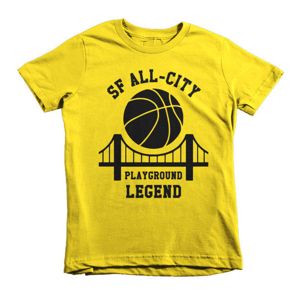 SF All-City Playground Legend kids tee