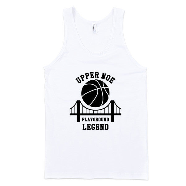 SF Parks and Rec Legends Tank: Upper Noe