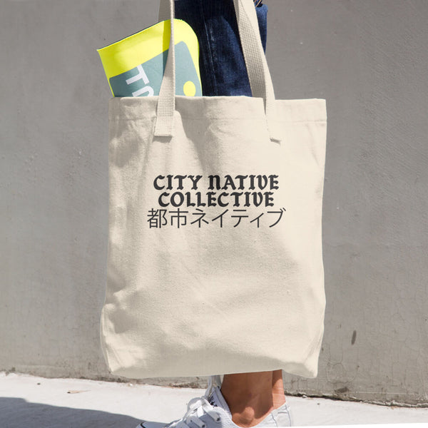 City Native Collective Tote