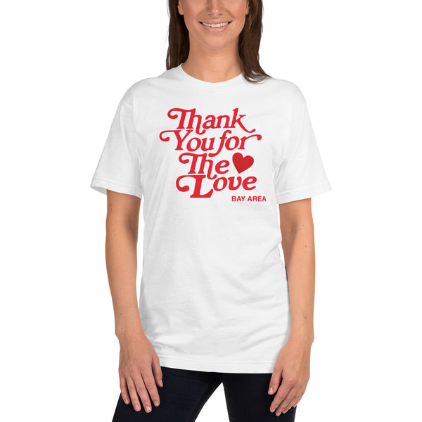 Thank You For the Love Collab Shirt Vol2:
