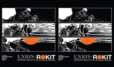 ROKIT x UNION x SOMEWARE
