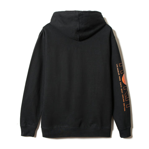Rokit One CORE 2.0 Hoodie - Black - Back