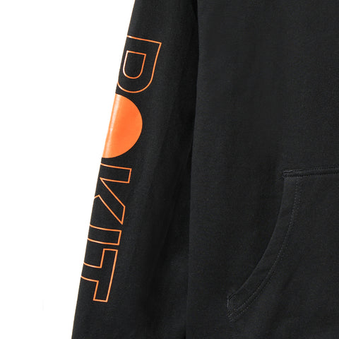 Rokit One CORE 2.0 Hoodie - Black - Arm Detail