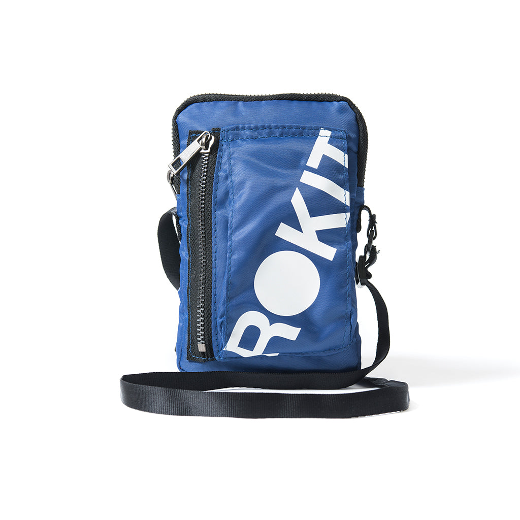 ESSENTIALS Sidebag - Royal Blue