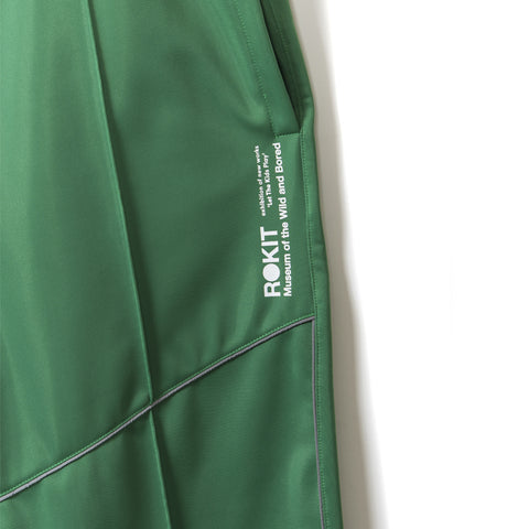 ROKIT Kelley Pant - Green - DETAIL