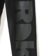ROKIT Installation Sweatpant - Black - DETAIL