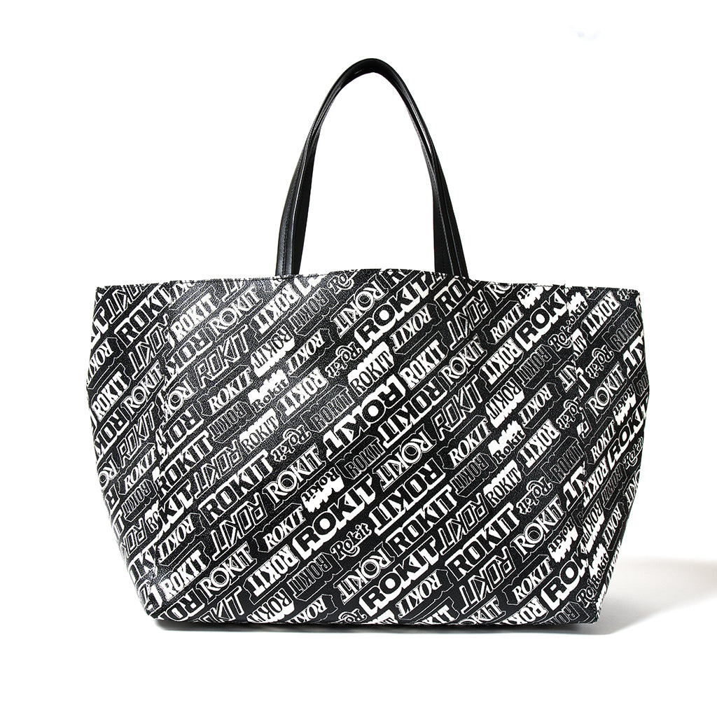 Medicom Toy Fabrick x Rokit Tote Bag - Black