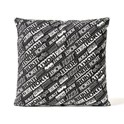 Medicom Toy Fabrick x Rokit Square Cushion - Black