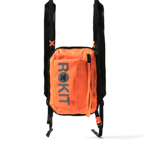 Herschel Studio x Rokit Bumble Bee Chest Rig - Orange