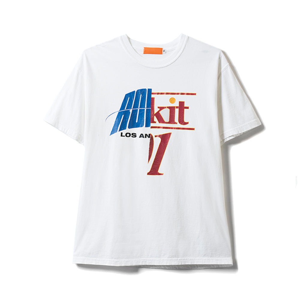 Rokit Throwback SS Tee - White