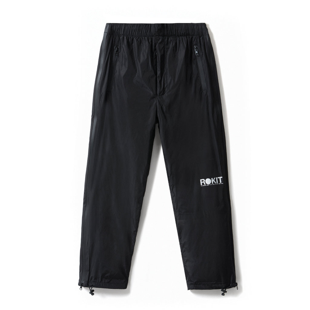 Rokit Pacific Trackpant - Black