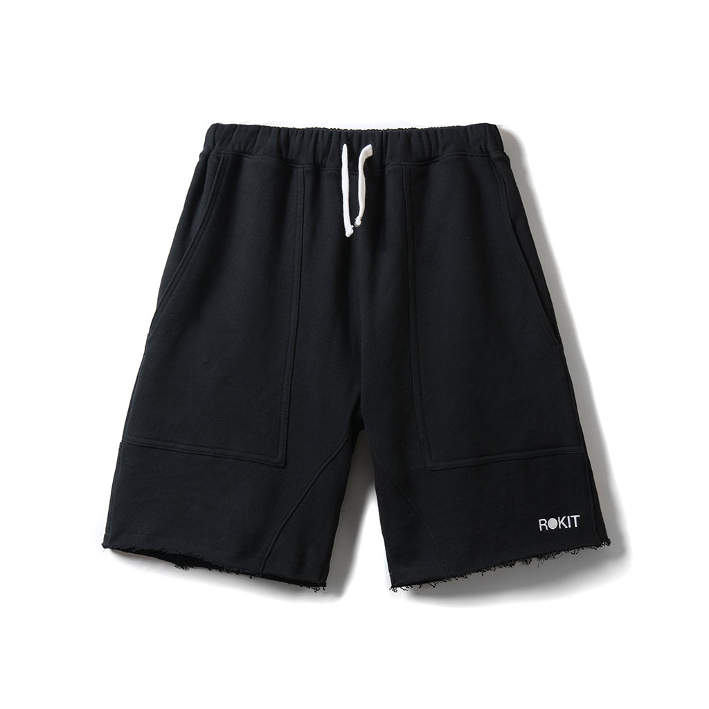 Rokit Contra Shorts - Black