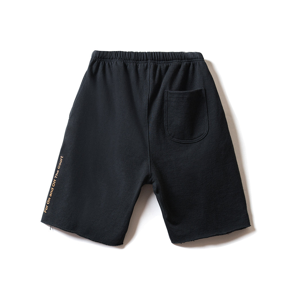 Rokit Diver Fleece Short - Black