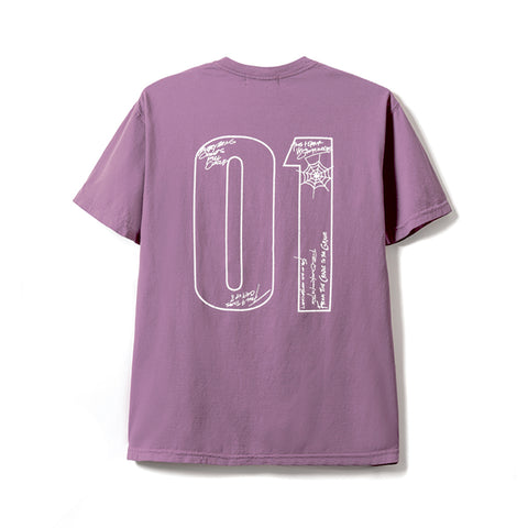 Gameover SS Tee - Grape