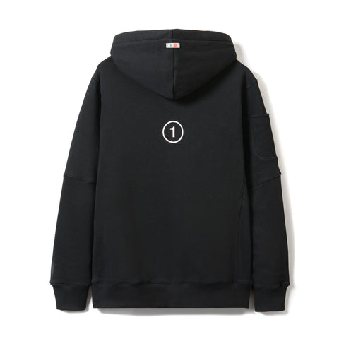Rokit Contra Full Zip - Black