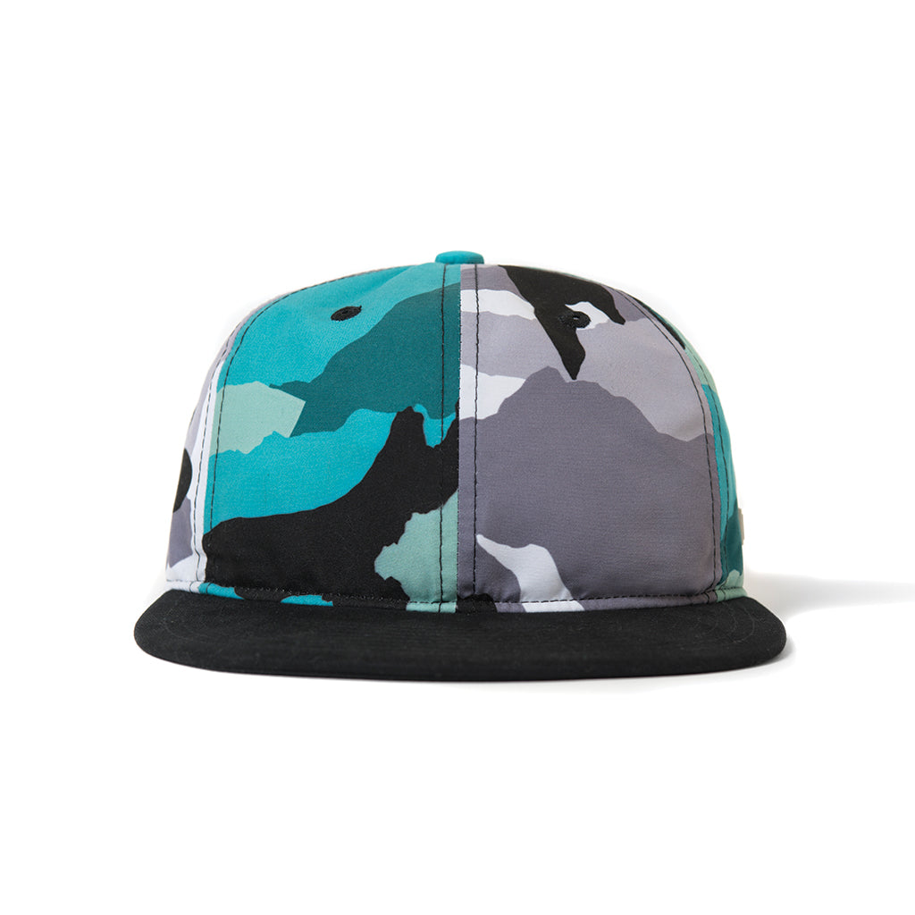 Rokit Peewee Six Panel Hat - Scuba