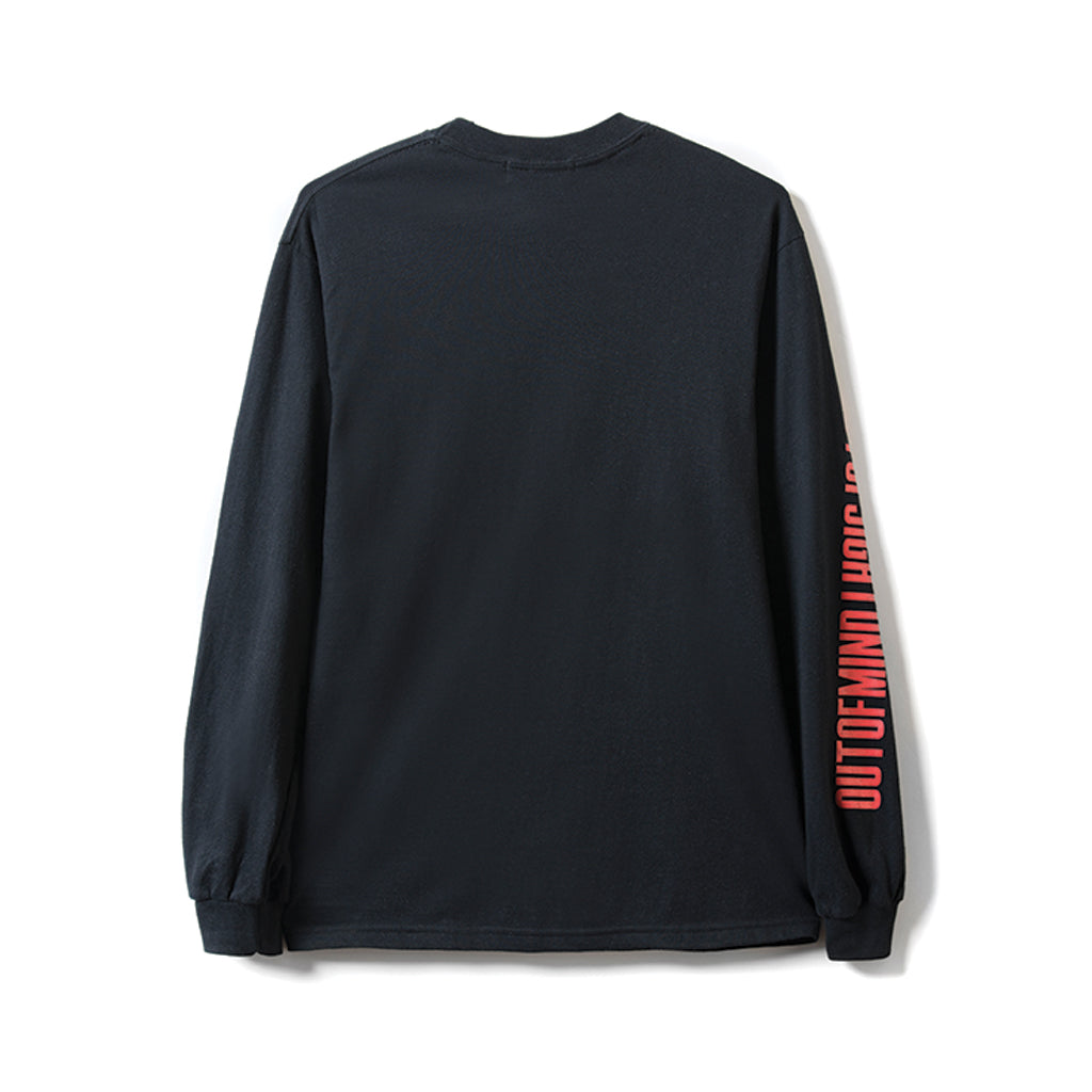 Rokit Outtasight LS Tee - Black
