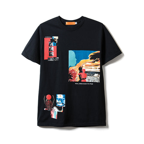 Rokit DNA SS Tee - Black