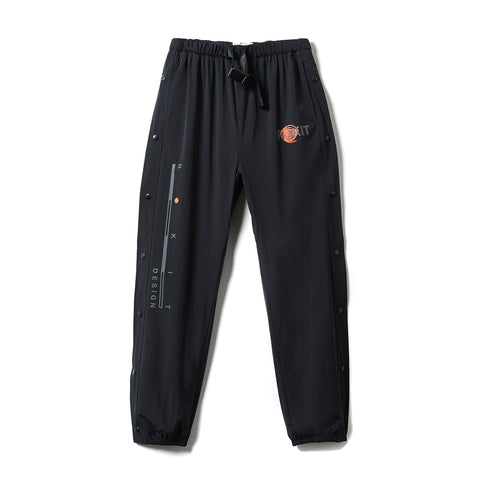Carter Tearaway Pants - Black