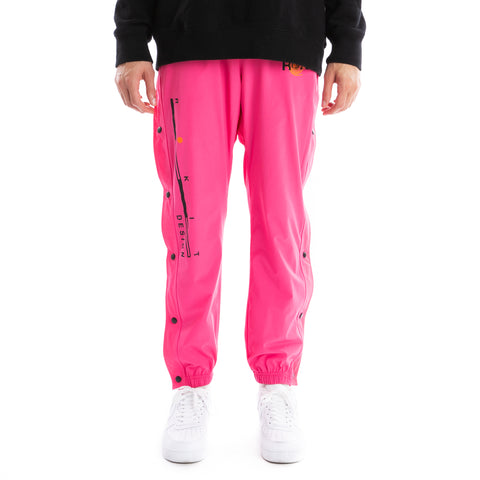 Carter Tearaway Pants - Pink