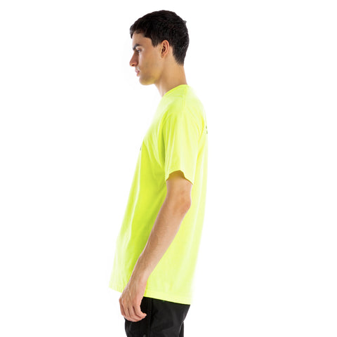 ROKIT Carter SS Tee - Yellow