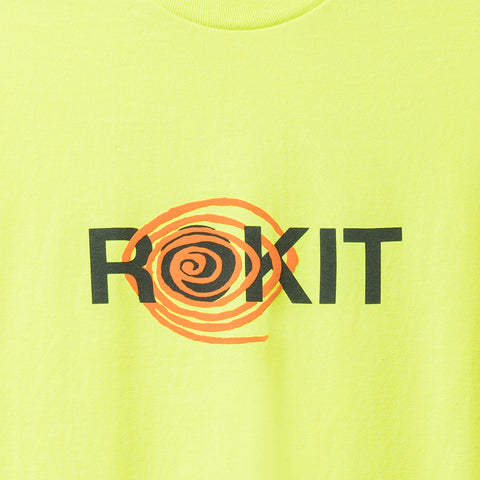 Carter SS Tee - Yellow