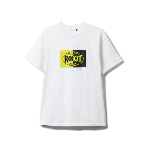 Global SS Tee - White