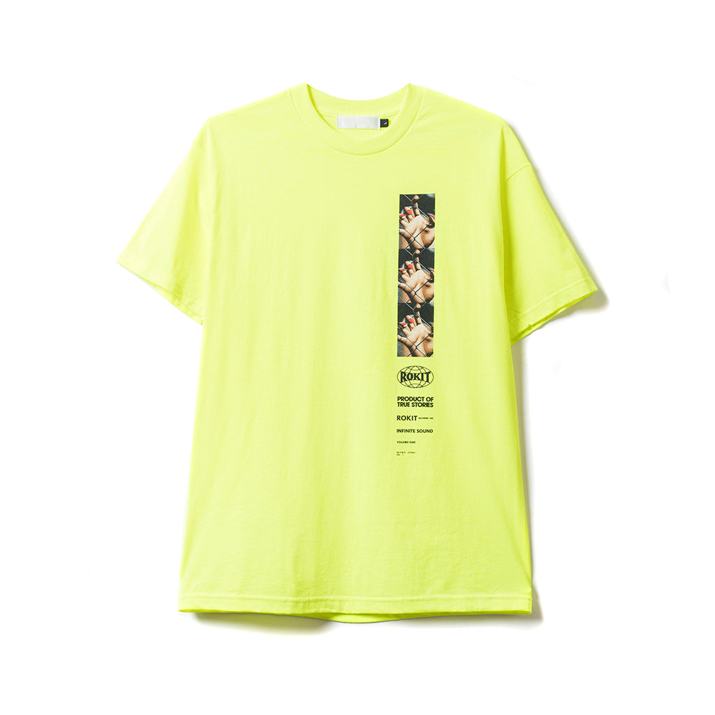 Nonfiction SS Tee - Yellow