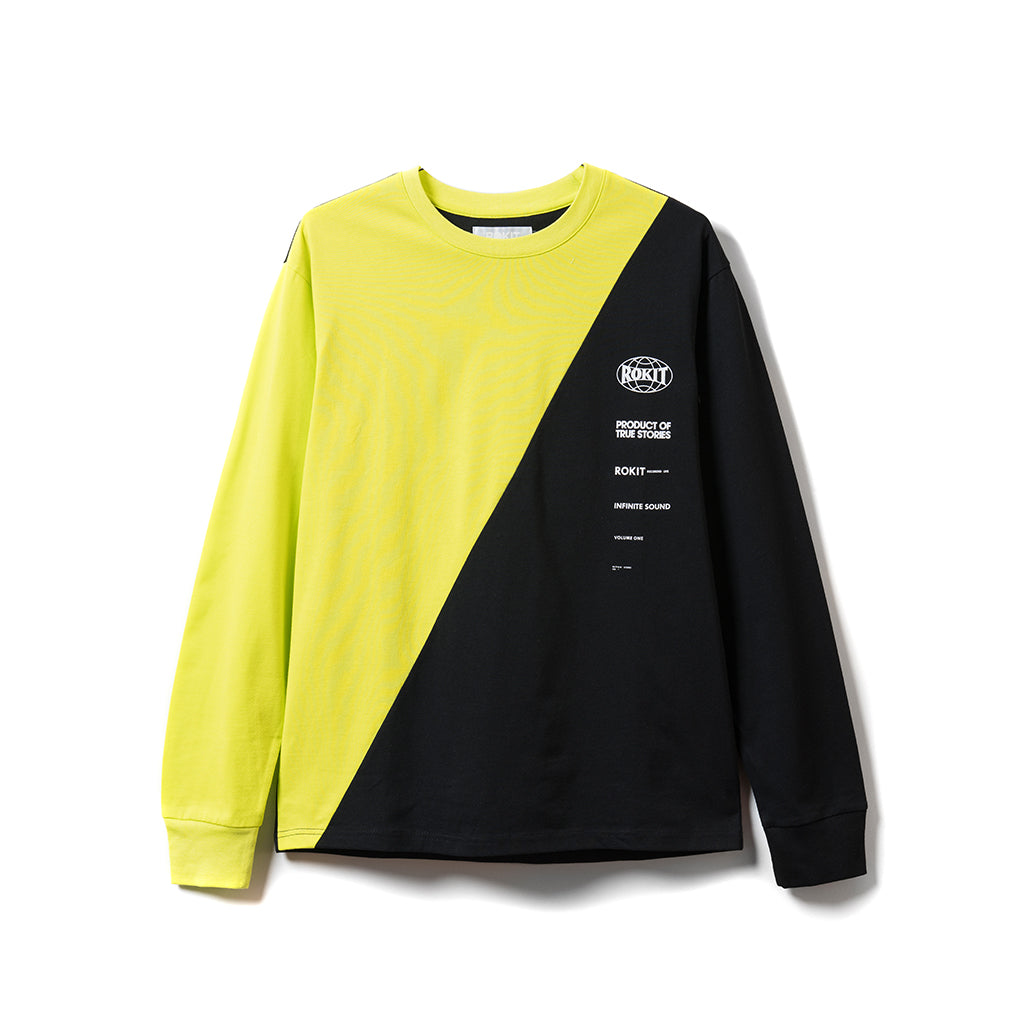 Slasher LS Tee - Yellow
