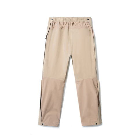 Switch Zip Up Pants - Khaki