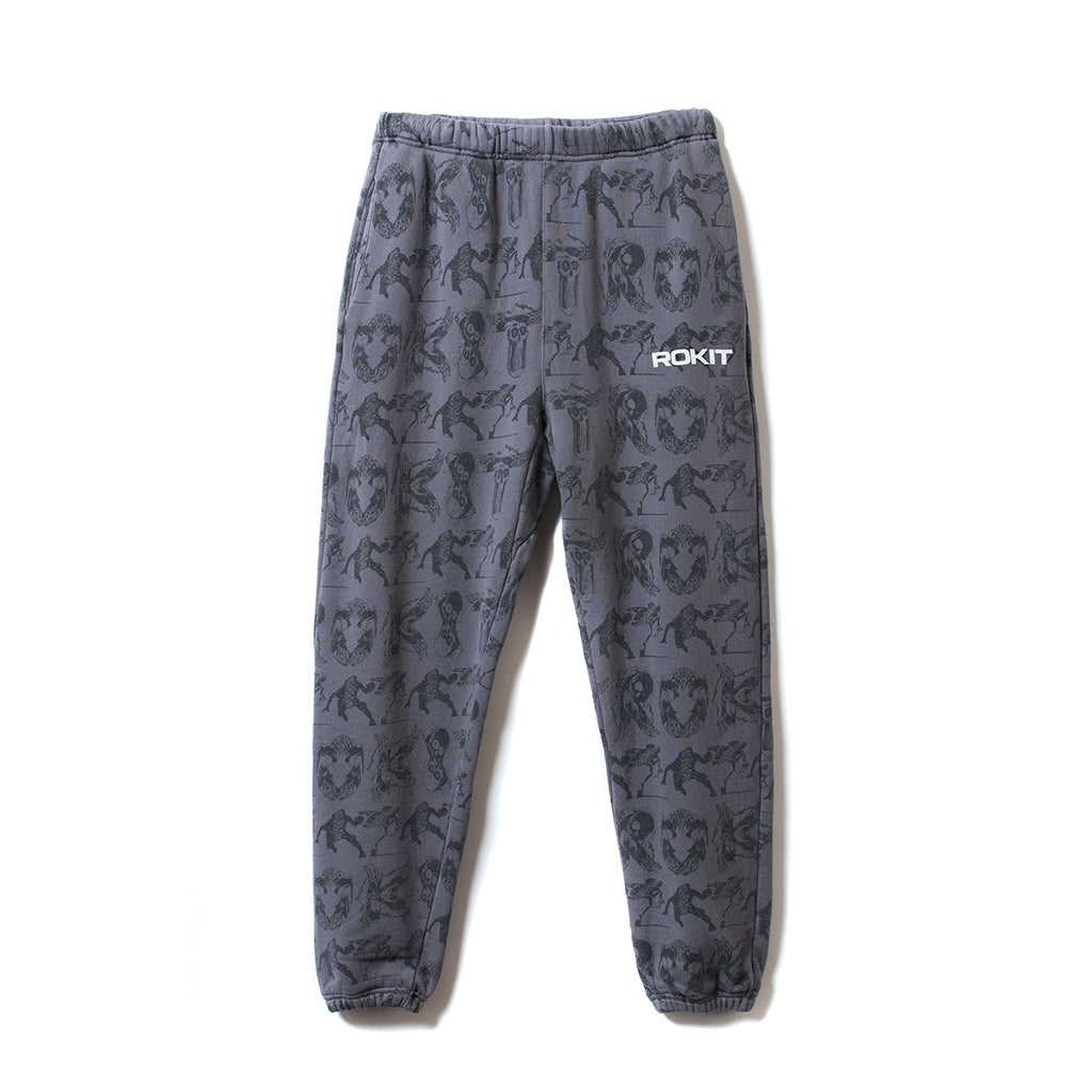 Mixtape Sweatpants - Grey