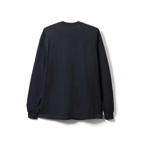 Ornament LS Tee - Black