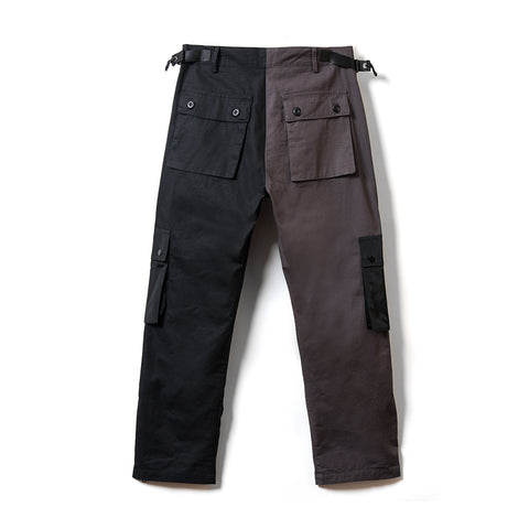 Launch 2Tone Pant - Black