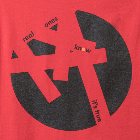 Spotlight SS Tee - Red