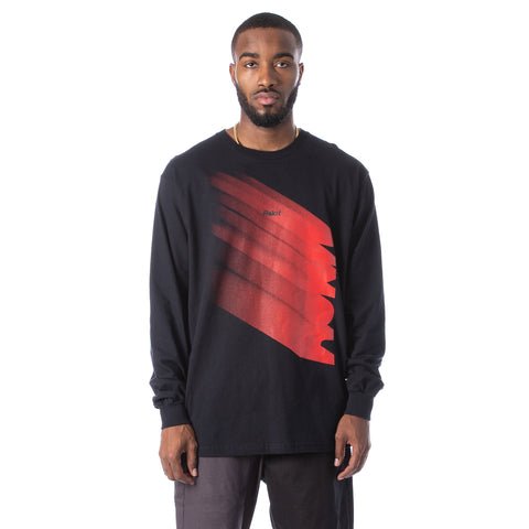 Descent LS Tee - Black