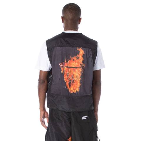 Sublime Utility Vest - Black
