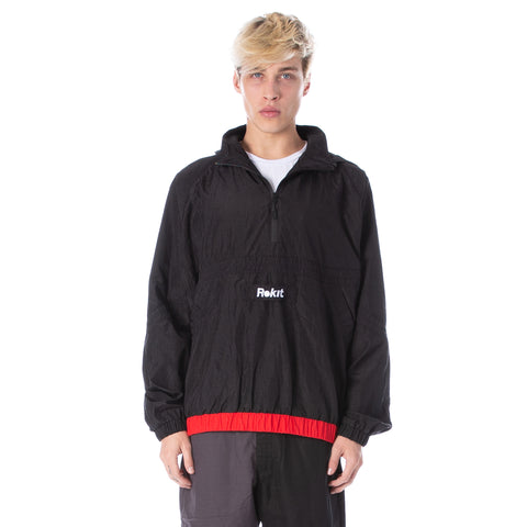 Timeout Anorak - Black