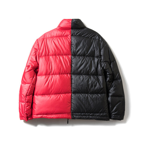 Halftime Bubble Jacket - Red