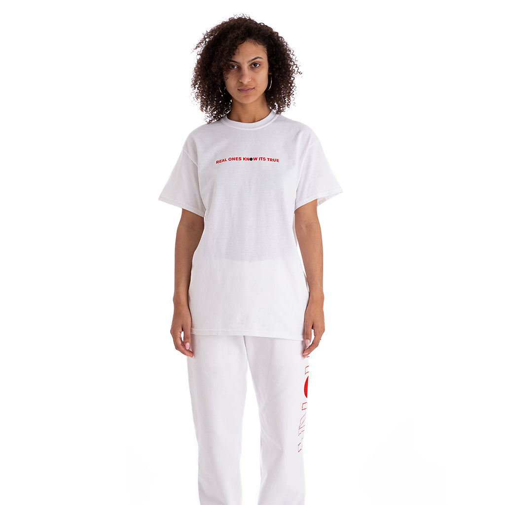 Rokit Basis SS Tee - White