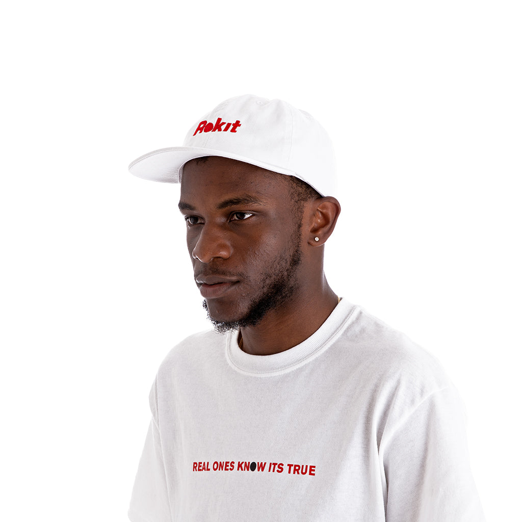 Rokit Basis Cap - White