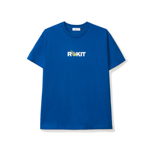 Flux SS Tee - Royal