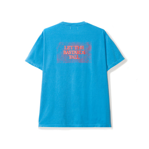 Liberation SS Tee - Blue