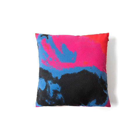 Hurricane Pillow - Red