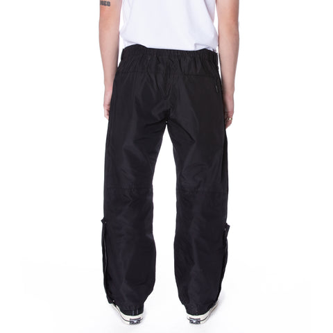 Courtside Sidezip Pant - Black