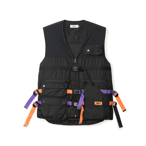 Waverace Vest - Black
