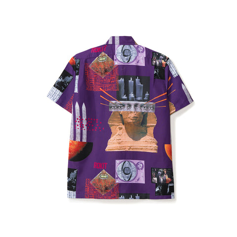 Saturn Shirt - Purple